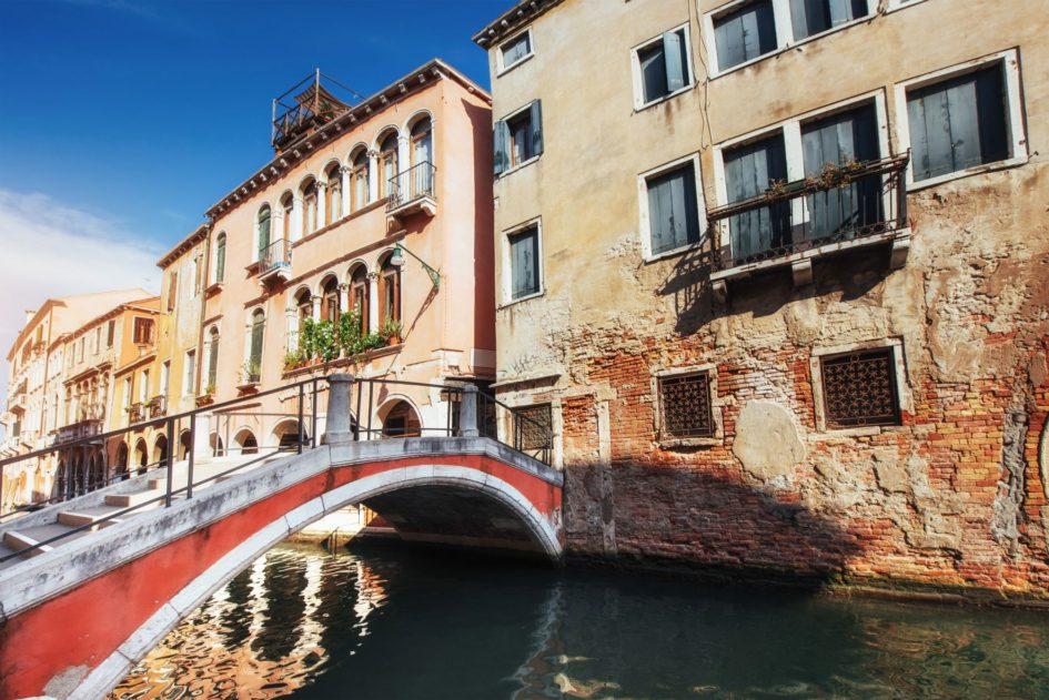 architettura restauro a venezia